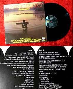 LP Alex Malampré: Romantic Trumpet (Sunset SLS 50 306 Z) D