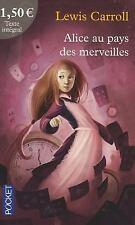 Alice Au Pays des Merveilles by Lewis Carroll (2010, Paperback)