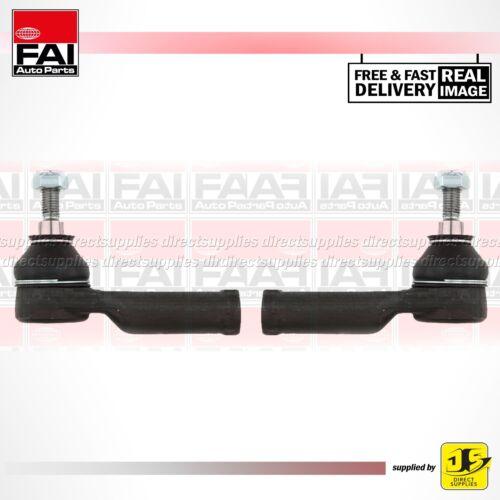 2X FAI Tie Rod End SS1243 pour FORD MONDEO 1.8 JAGUAR X-Type 2.0 2.1 2.2 2.5 3.0