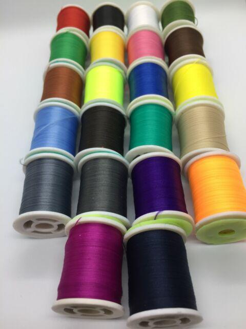 UTC Ultra Thread 70 DenierChoice of ColoursFly Tying Thread