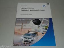 SSP 331 VW Selbststudienprogramm Service Training Stabilisatoren Touareg
