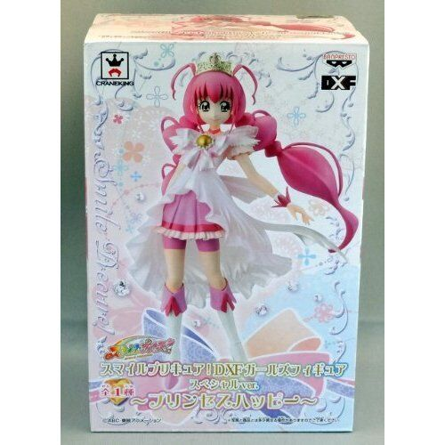 Smile Pretty Cure! All one DXF Girl figure special ver. Princess Happy japan