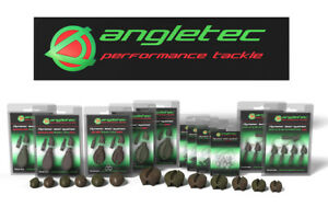 NEW-Angletec-Dynamic-Grip-Lead-System-Component-All-Types-Carp-Fishing