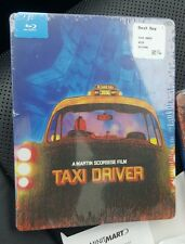Martin Scorsese TAXI DRIVER (1976) brand New Blu-Ray STEELBOOK Robert De Niro