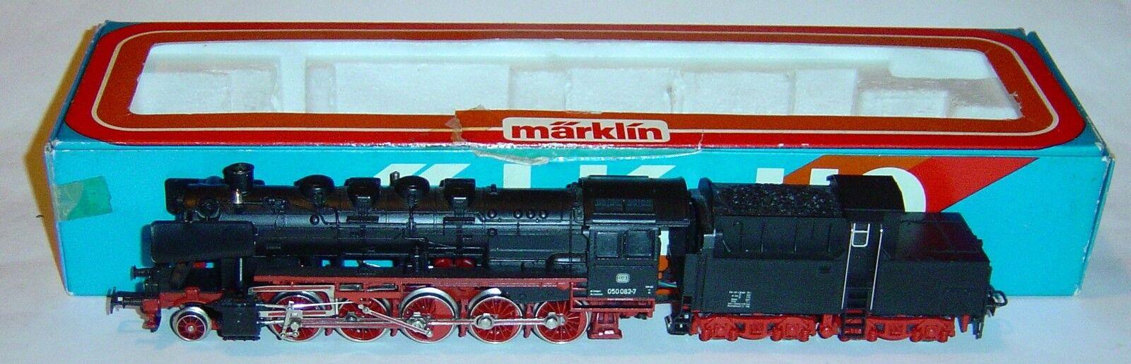Mejor precio MARKLIN HO, LOCOMOTORA EXCELENTE BR BR BR 050 REF.3084, ¡DIGITAL 5 POLOS CON FUMÍGENO   Todos los productos obtienen hasta un 34% de descuento.