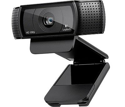 Logitech HD Pro C920 Web Cam - Excellent Condition