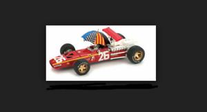 Ahorre 60% de descuento y envío rápido a todo el mundo. Ferrari 312 F1 GP Francia 1968 1968 1968 1°J.Ickx 1 43 R171-CHU BRUMM  Seleccione de las marcas más nuevas como