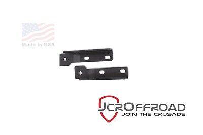 JCR Offroad XJUNR-PC Rear Unibody Tie-in Bracket Fits 84-01 Jeep Cherokee XJ