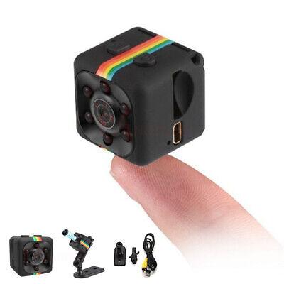SQ11 Mini Camera HD Camcorder Night Vision 1080P Mini DV Voice Video Recorder