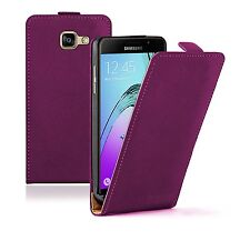 SLIM PURPLE High Quality Mobile Phone Accessories For Samsung Galaxy A5 2016