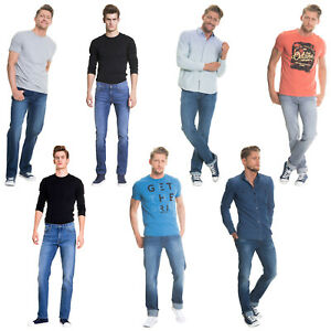 Big-Star-Mens-Denim-Jeans-Straight-Tapered-Leg-Style-Designer-Casual-Trousers