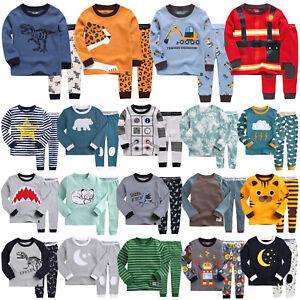 Vaenait-Baby-Top-Pants-Toddler-Boys-Clothes-Long-Pajama-Set-18M-12Y-034-40Style-034
