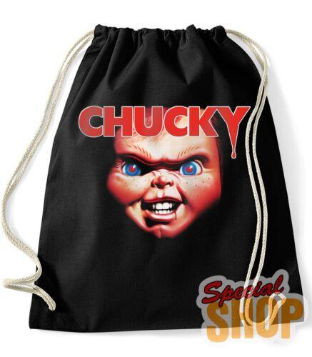 BOLSA//MOCHILA CHUCKY CHILD/'S PLAY EL MUÑECO DIABOLICO  BAG//BACKPACK