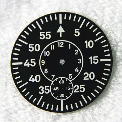 38.9MM Leuchtende Zifferblatt Ersatz Teile Für ETA 6498 6497 Seagull ST36 Serie