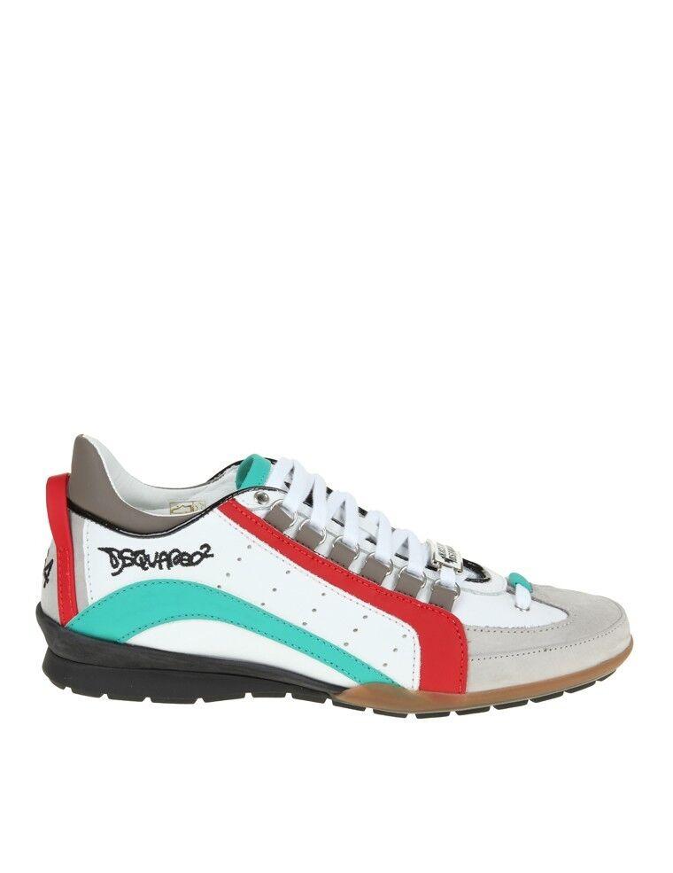 DSQUARED² SNEAKERS 551 男鞋 MEN'S shoes 紳士靴 100%AUT g7sus