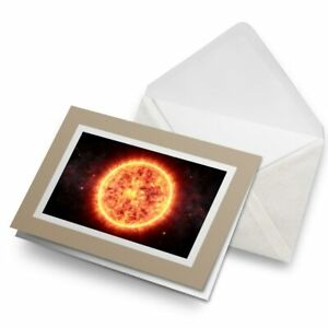 Greetings-Card-Biege-Awesome-Sun-Star-NASA-Space-Buring-24271
