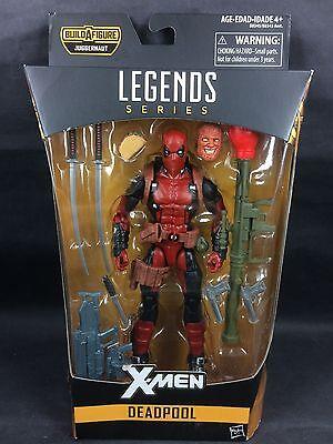 "Marvel Legends SeriesX-Men 2016 Red Deadpool loose 6"" figure FREE shipment"