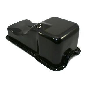 Black-Front-Sump-Oil-Pan-SBF-302-Small-Block-Ford-Windsor-260-289-5-0-Mustang