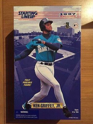 1997 Starting Lineup Ken Griffey Jr