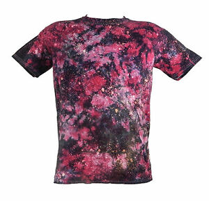 Tie Dye Nebula Galaxy T-Shirt | eBay