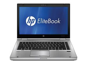 HP 8460p 14,1 Zoll Intel i5 4x 2,5 GHz 4GB 320GB Webcam HDMI Win10