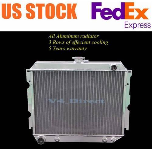 "W//22/"" Core Aluminum Radiator 68 69 70 71 72 73 Plymouth Satellite Big Block Eng"