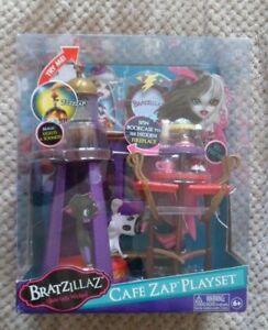 à Condition De Bratz Café Shop Set Brand New Sealed In Box-afficher Le Titre D'origine