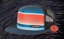 New Billabong Spinner Haze Trucker Snapback Cap Hat