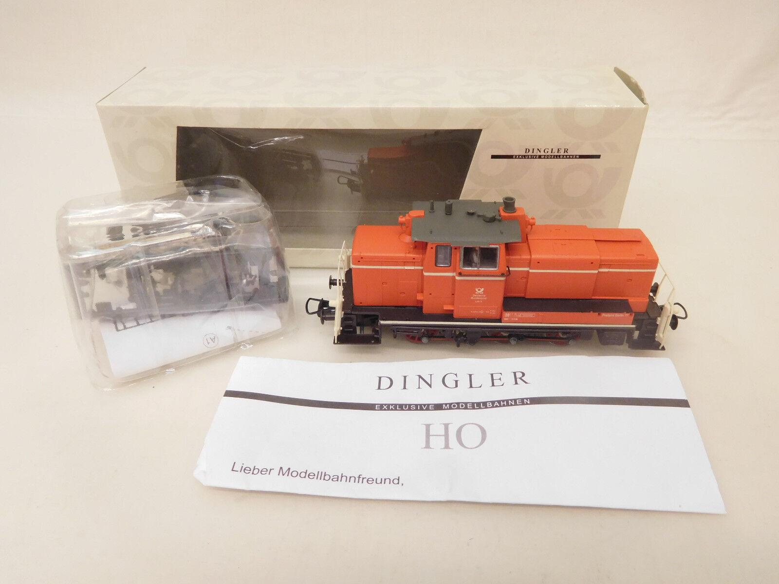 Mes-59779 Dingler 006742 h0 DIESEL DB Lok 5 ottime condizioni