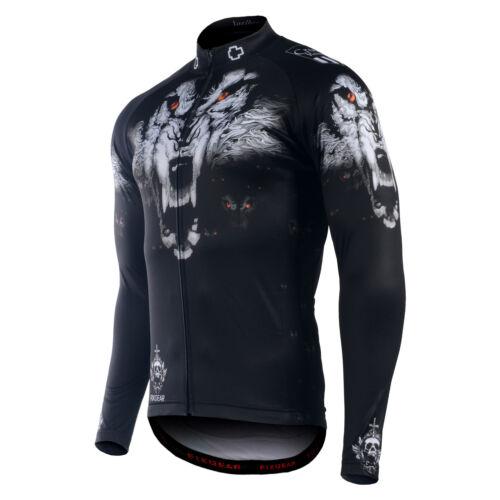FIXGEAR CS-1801 Men/'s Cycling jersey Custom design road bike cycle shirt bicycle