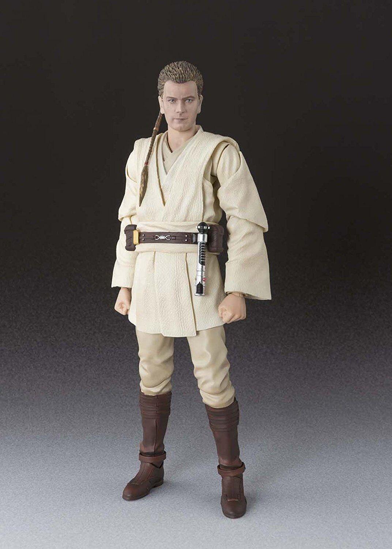 Japan Figure S. H. Figuarts Star Wars Obi-Wan Kenobi (Episode I) from Japan