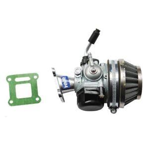 HMParts-Pocket-Bike-Mini-Cross-Tuning-Vergaser-Set-47-ccm-49-ccm