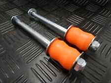 Suzuki Jimny Replacement Rear Shock Bolts Mounts when cross threaded