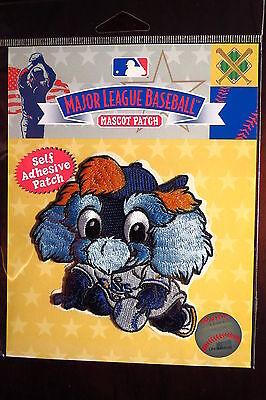 Sticky Rückseite 2014 Diversifiziert In Der Verpackung Weitere Ballsportarten Radient Mlb Tampa Bay Rays Baby Maskottchen Abzeichen Sport