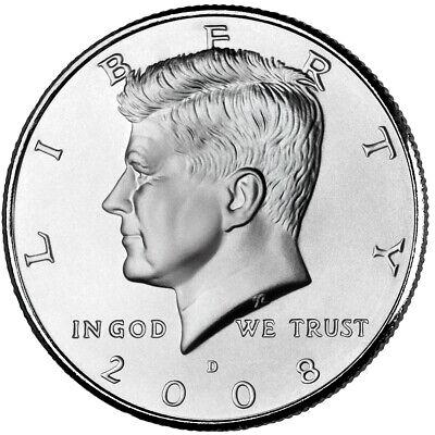 2016 KENNEDY HALF DOLLAR P or D MINT 1-COIN BRILLIANT UNCIRCULATED