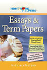 Homework Helpers: Essays and Term Papers by Michelle McLean (Paperback, 2011)