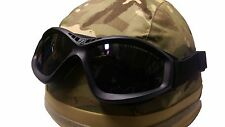 British Army Revision Bullet Ant Goggles with Black Frames New