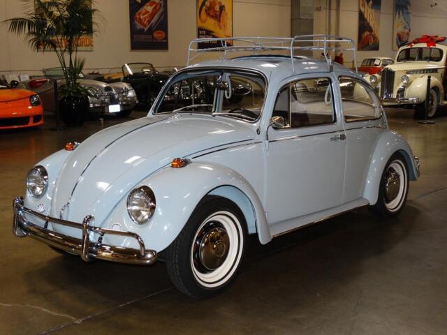 Volkswagen : Beetle - Classic