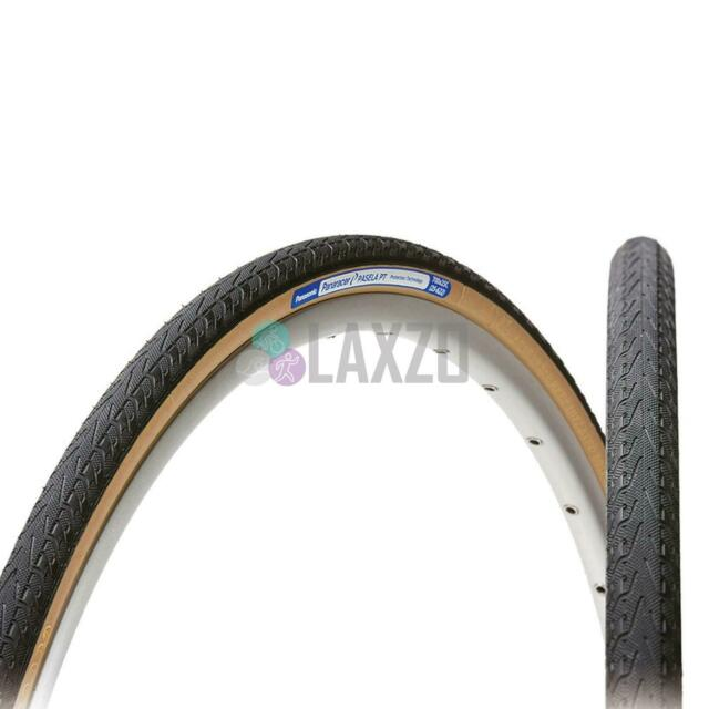700 x 25C Panaracer Pasela Tire with Wire Bead Gumwall