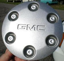 #E 1 2004-2008 GMC Canyon Silver OEM Center Cap P//N 9595550