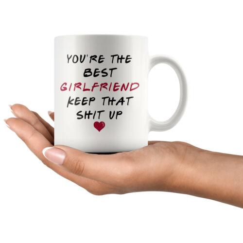 Girlfriend Birthday Gift For Best Girlfriend Best Gf Mug Best Girlfriend Mug