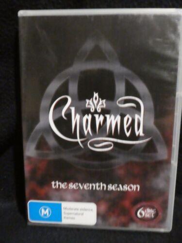1 of 1 - Charmed : Complete Season 7 (DVD, 2011, 6-Disc Set, region 4) L1