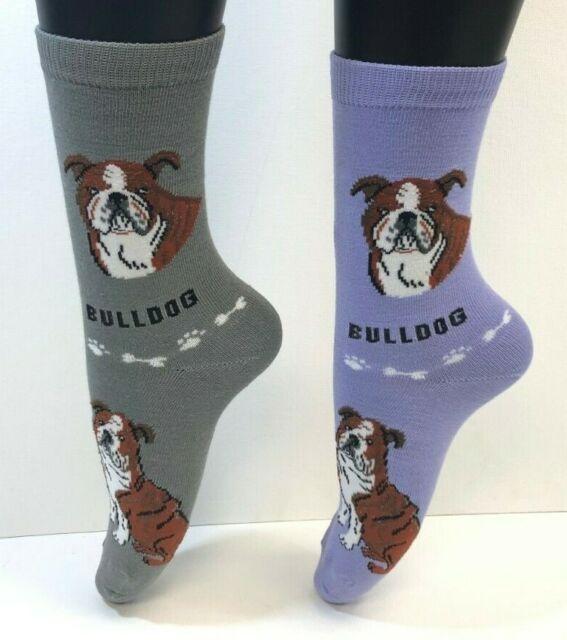 I Love Huskies Dog  Womens Purple Socks purple socks one size 3//7