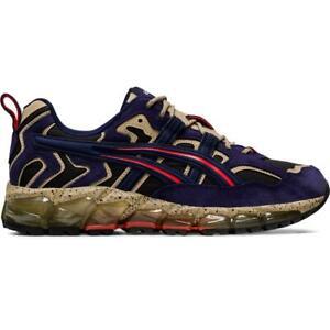 ASICS-1021A190-001-Gel-Nandi-360-Black-Peacoat-Men-039-s-Running-Shoes