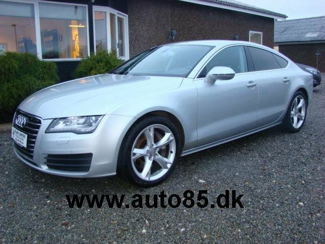 Audi A7 3,0 TFSi 300 S-line SB quat. S-tr. 5d - 399.800 kr.
