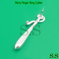 Micro Finger Ring Cutter Emergency Rescue Surgical First Aid EMT EMS Paramedic