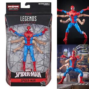 "Night Thrasher Marvel Legends figure Kingpin wave2019 6/"" loose Spider-Man Hasbro"