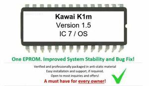 C firmware update upgrade R100 Eprom Kawai R-100 Latest Os Rev