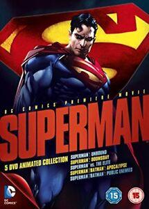 Superman-Animated-Movie-Collection-DVD-2013-Region-2