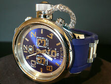 Invicta 4850 Men's Russian Diver 52mm Chrono. - Super Rare 1959 Signature Series